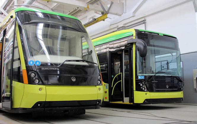 Кувейт хоче закуповувати львівські електробуси