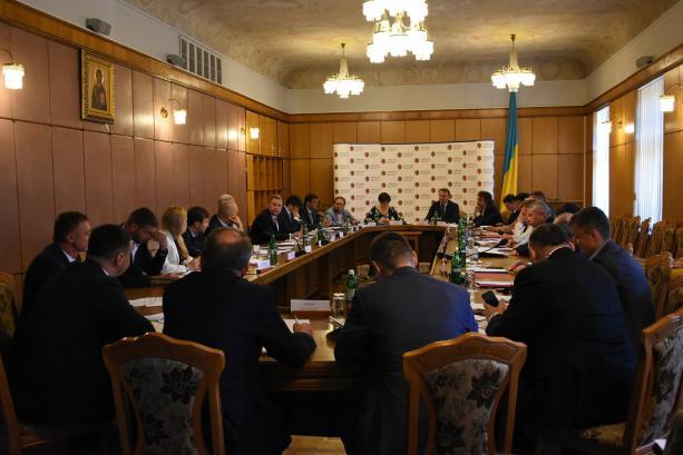Представник Львівської ТПП взяв участь у виїзному засіданні Комітету  Верховної Ради України з питань податкової та митної політики a8886a593c415