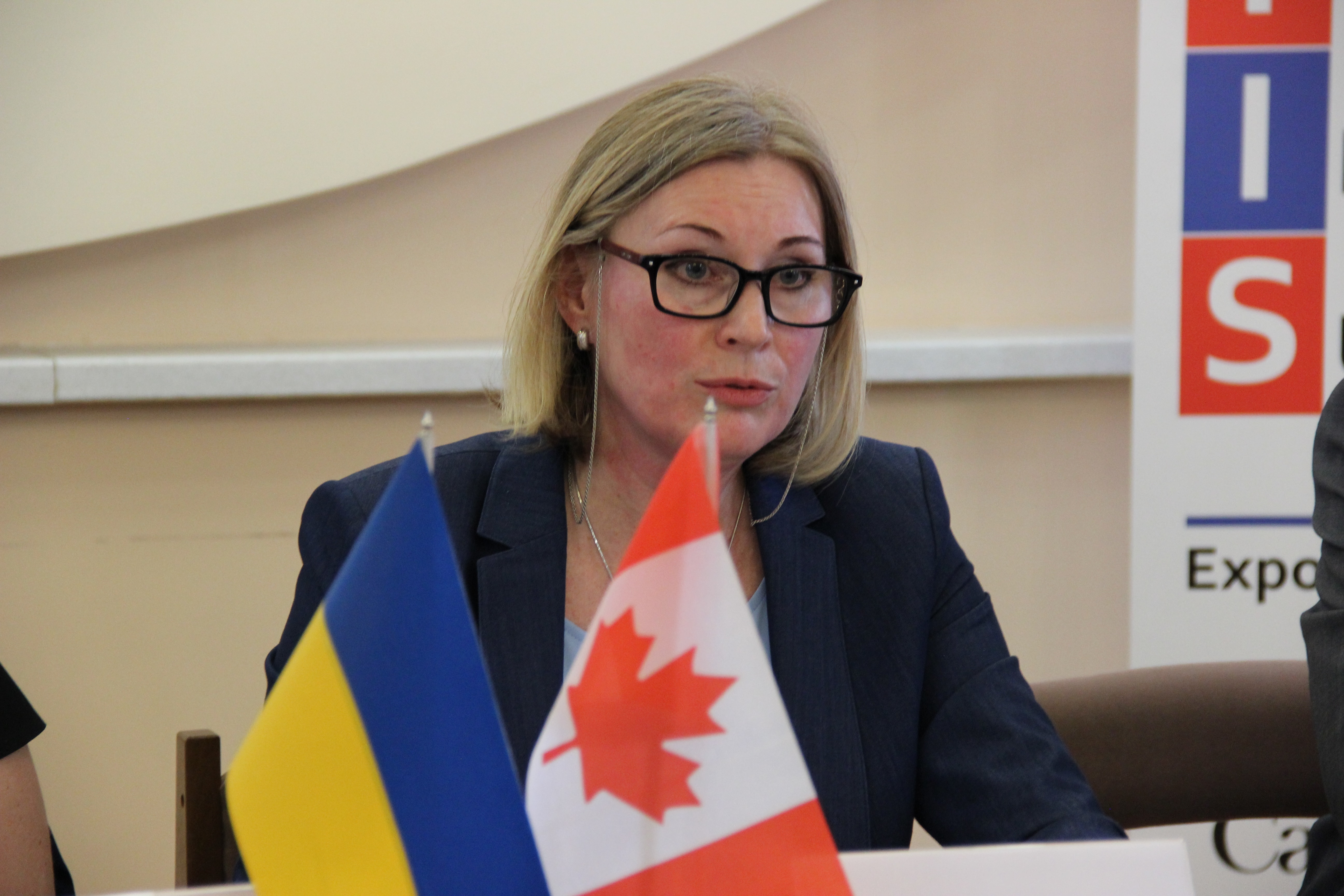 «Канада відкрита для торгівлі з Україною. Також є можливість українським  підприємцям вести бізнес в Канаді. ... ec31873d6ff2c