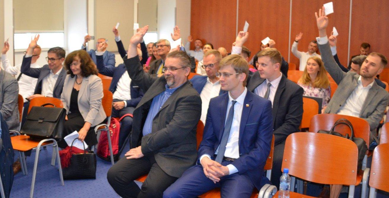 b852d8e74e6736 За ініціативою ПУГП створені 2 бізнес-центри у Варшаві та Києві – Polish  Business Center і Ukrainian Business Center.